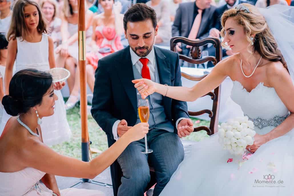 Persische Hochzeit Honig